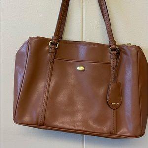 Coach Brown Shoulder Bag E1480-F25669
